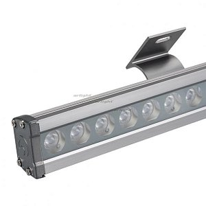 Уличный прожектор Arlight AR-LINE-1000L-36W-220V Warm (Grey, 30 deg)